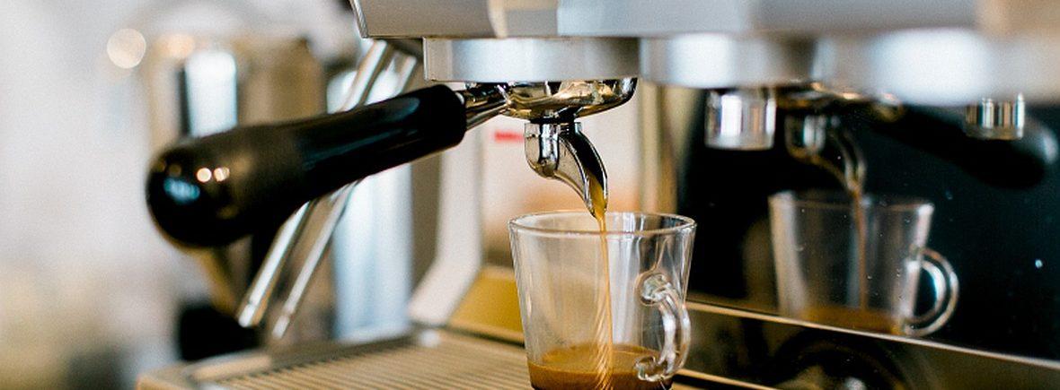 Espresso entsteht